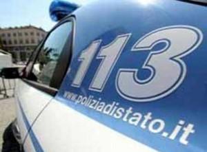Ponte di Nona da film, la polizia insegue un'auto e spara: paura tra i residenti