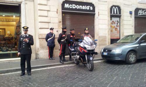 Sicurezza, tre allarmi bomba in poche ore: Tribunale, Cassazione e piazza Spagna