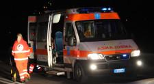 Montorio Romano, tragedia nella sera dell'Epifania: auto contro il muro del cimitero, morti due giovani