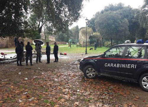 COLLE OPPIO/Città della droga,  il blitz dei carabinieri