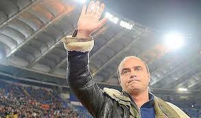 Giannini, ex capitano della Roma, indagato per frode sportiva con finalità mafiosa