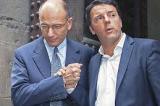 Renzi e Letta, diano un segno agli italiani. Prima risolvano il caso Mastrapasqua, poi la questione elettorale