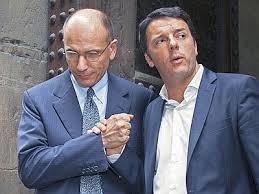 Renzi e Letta, diano un segno agli italiani. Prima risolvano il caso Mastrapasqua, poi la questione ...