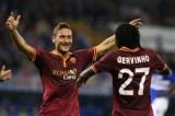 """Roma, è la festa di Totti: """"Mi toglierei volentieri 5 anni"""""""