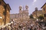 Boom di turisti a Roma, oltre 12 milioni nel 2013 e +4,8% durante le feste
