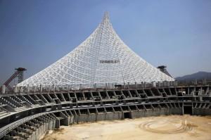 Vele Calatrava, si cercano fondi UE: sarà un centro sportivo