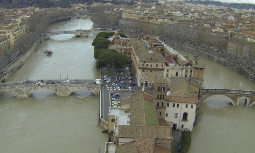 Maltempo, a Roma danni per oltre 243 mln. Colpiti edifici, strade e stazioni metro