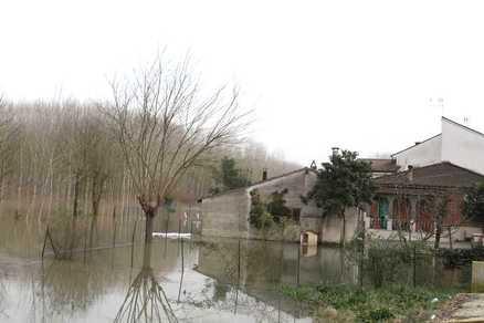 Maltempo sulla regione Lazio: da questo pomeriggio allerta per 36 ore