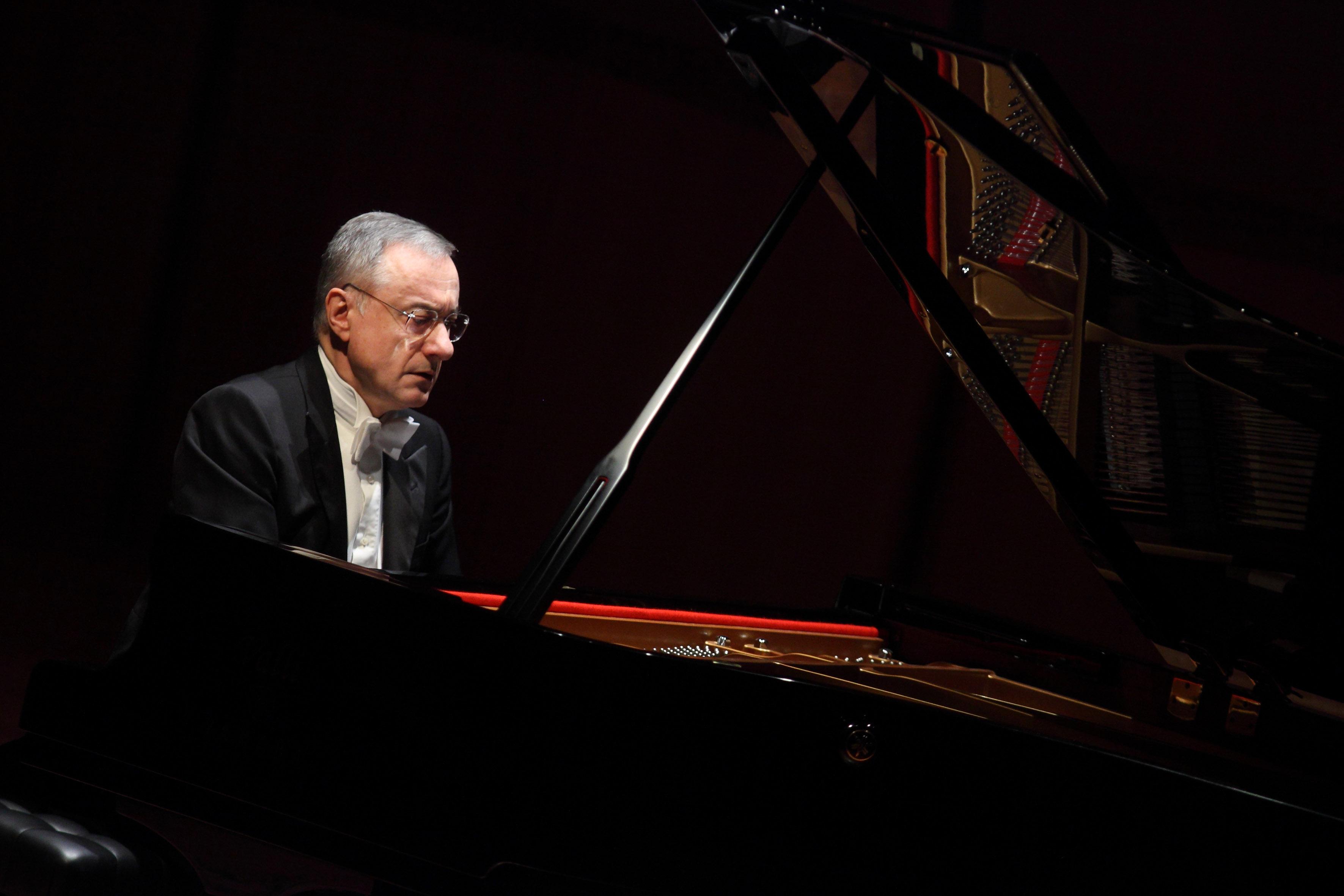"""MUSICA/Michele Campanella tra """"Chopin e List"""" alla Iuc di Roma"""