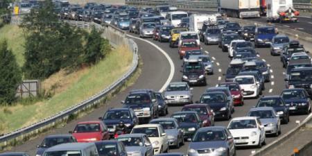 ROMA-FIUMICINO/Traffico per manifestazione. Ripercussioni anche sul GRA