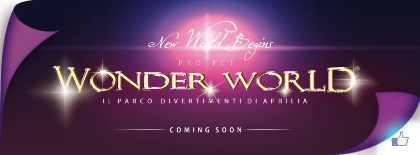 Per Aprilia si sogna Wonder World, un nuovo parco divertimenti