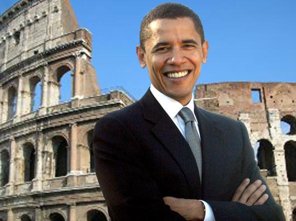 Obama a Roma, mille agenti e Colosseo chiuso per un giorno