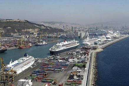Porto Civitavecchia, Grimaldi attiva il collegamento merci con il nord