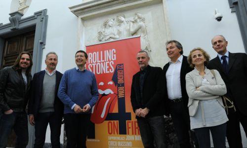 Marino e il caso Rolling Stones, tutto serve per fare cassa