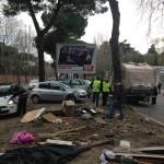 """""""Sgomberata"""" via Ramazzini, ma è soltanto un primo passo"""
