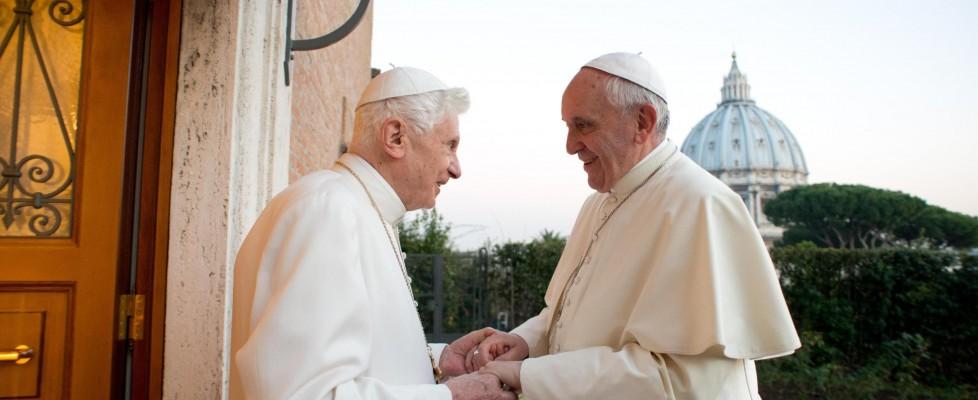 Due Papi per due santi, una giornata storica