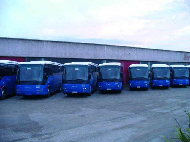 La Regione presenta il piano Cotral: 415 bus nuovi e 204 assunzioni