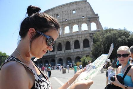 Roma perde ancora turisti: ad agosto battuta d'arresto rispetto al primo semestre