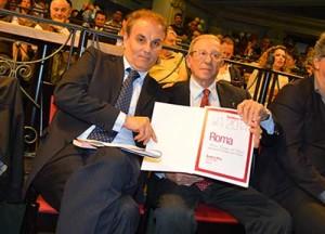 Alberto e Claudio Pica, promotori dell'iniziativa
