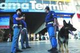 Sicurezza, 17 arresti nei controlli alla stazione Termini