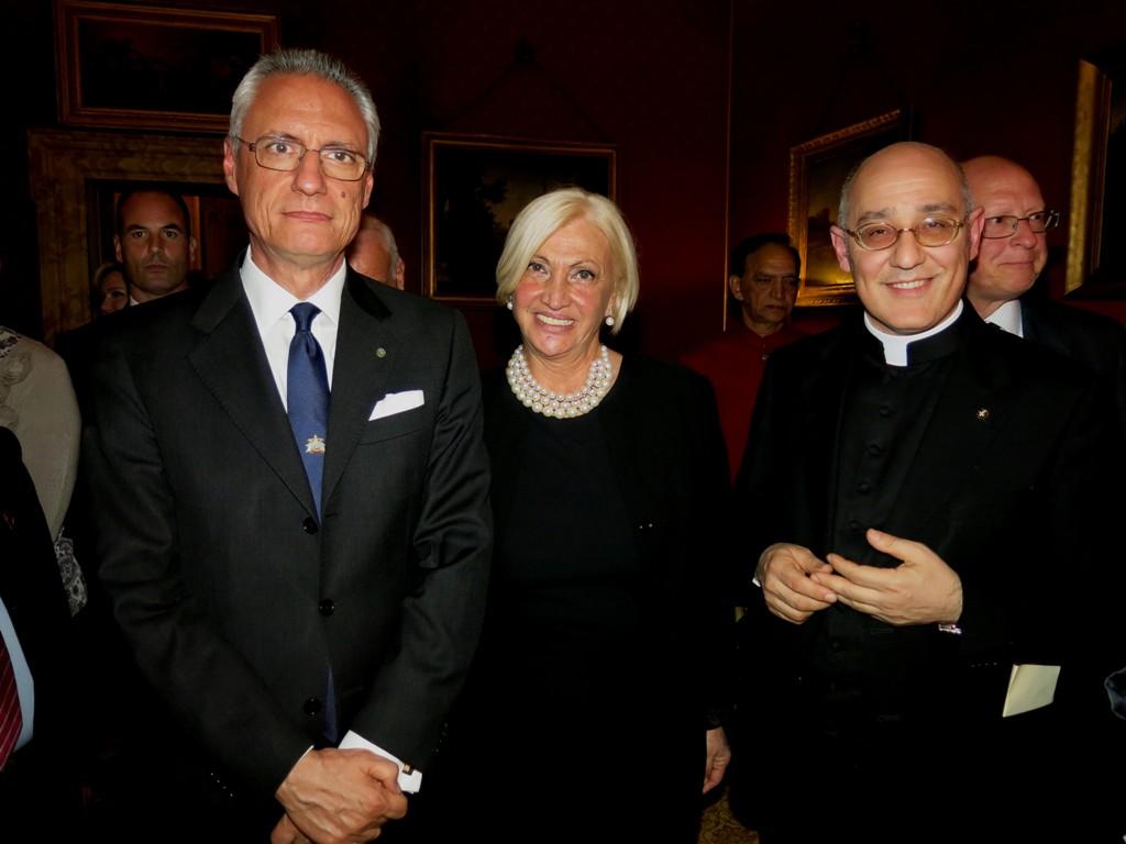 Boom di presenze alla Festa della Santità di Sara Iannone a Palazzo Ferrajoli