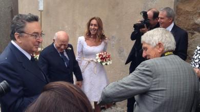 Matrimonio in Campidoglio, si è sposato Paolo Cirino Pomicino