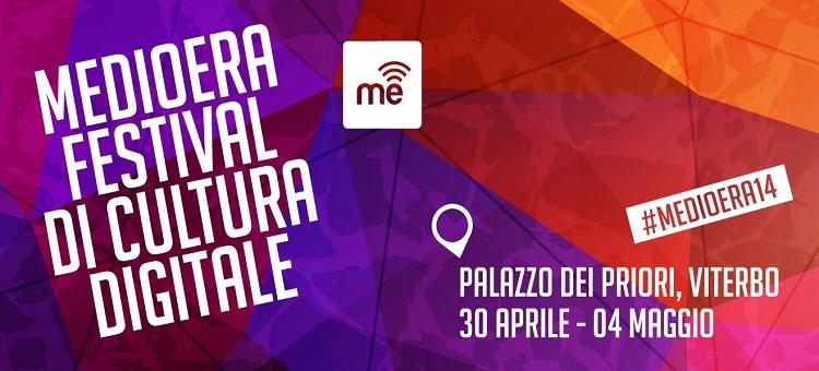 Medioera, torna a Palazzo dei Priori il Festival di Cultura Digitale