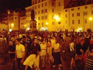 Movida a Trastevere, 53 arresti e 19 denunce: il bilancio dei primi mesi dell'anno