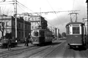 I tram a Roma negli anni 70