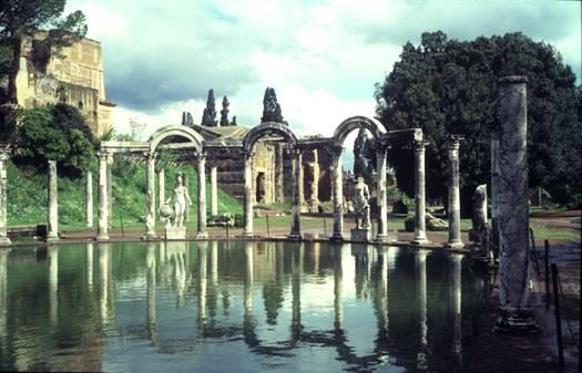 """""""Adriano e la Grecia"""" nella sua villa alle porte di Roma"""