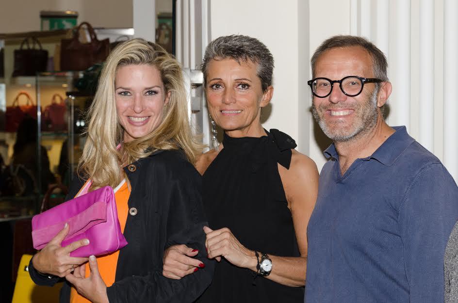 Grazia Chic all'Hotel Boscolo Exedra di Roma