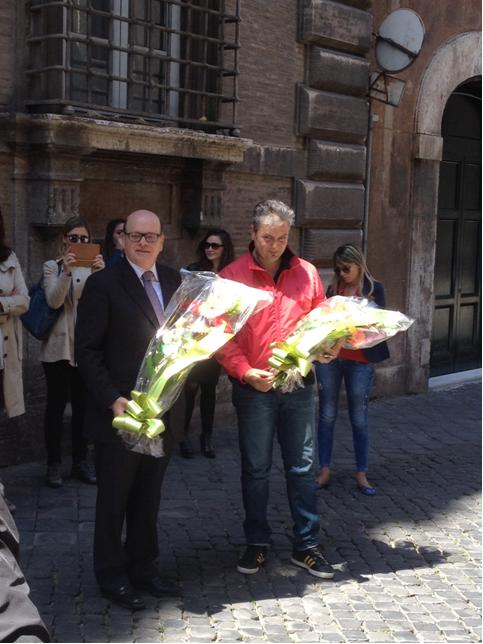 Omaggio alla Dc. D'Ubaldo-Azzara, la politica del confronto