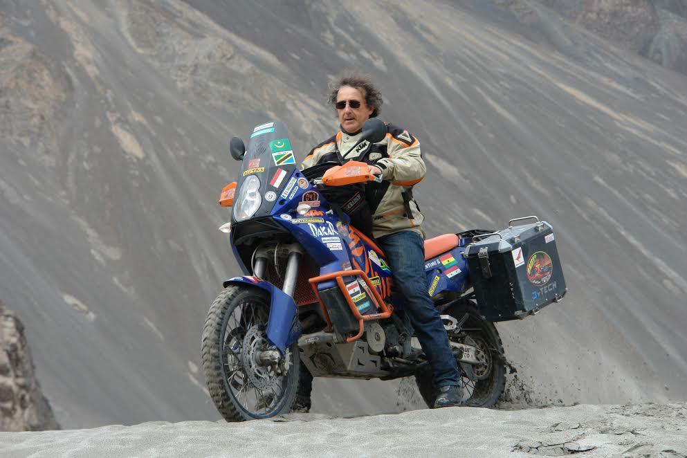 Al Motorshow di Latina, la sfida su due ruote di Giampiero Pagliochini
