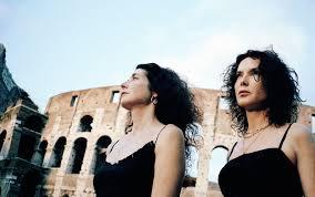 Al piano con le sorelle Labecque per concludere la stagione all'accademia filarmonica romana