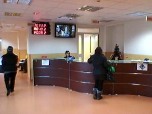 COLLEFERRO - Ospedale Parodi Delfino