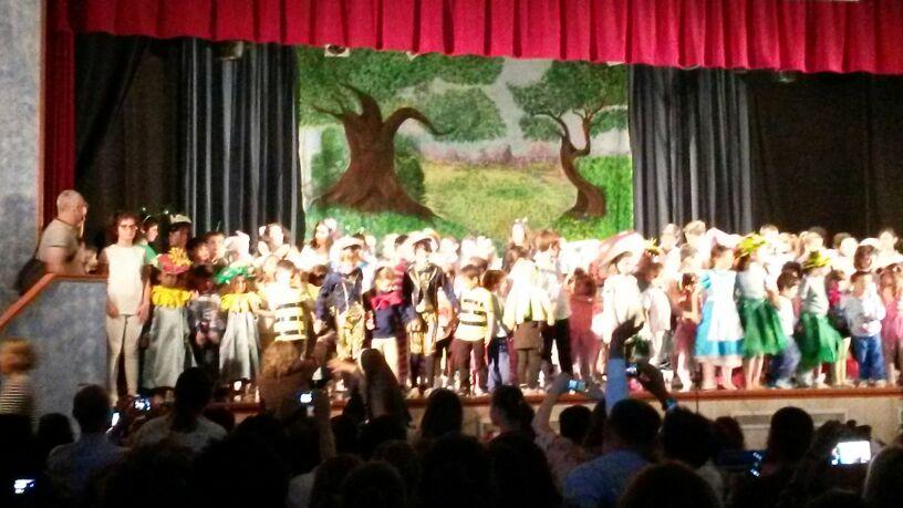 Quando la scuola va in scena: un teatro per crescere