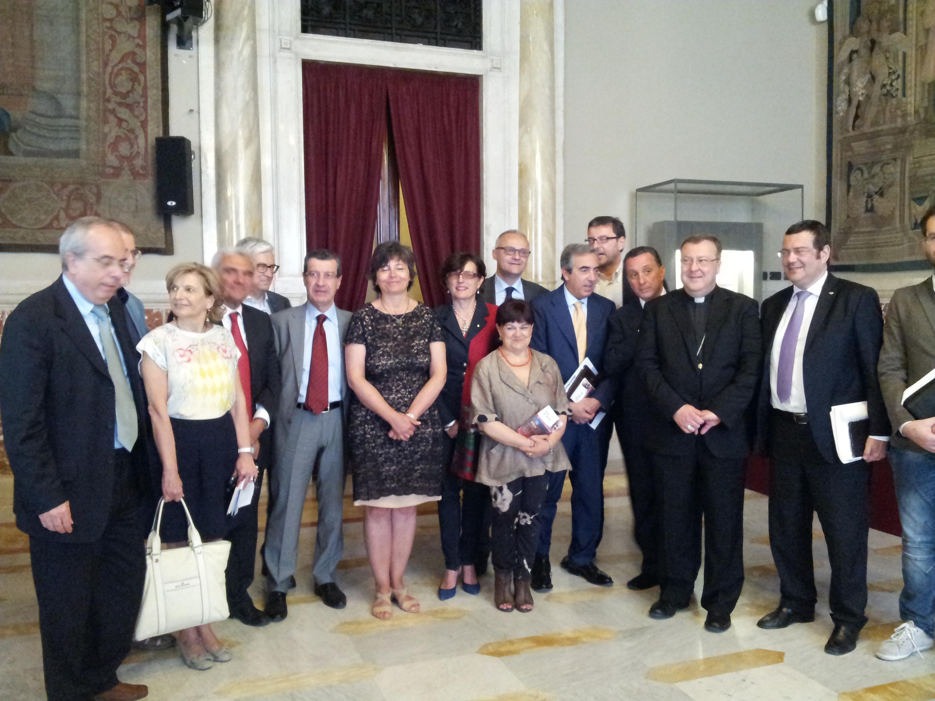 Eletti per servire. Papa Francesco e i parlamentari italiani