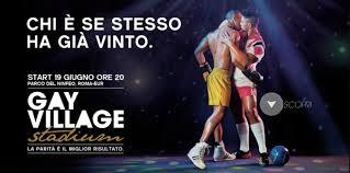 Gay Village, giovedì l'apertura con Alessia Marcuzzi e Luxuria