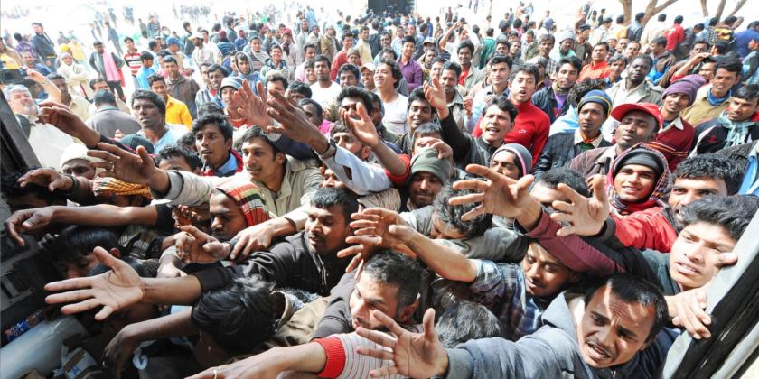 Migranti, elemosiniere del Papa: