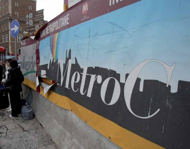 Il buco nero della Metro C ne usciremo mai, e come?