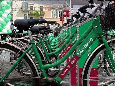 Bike sharing, a Roma il servizio non esiste