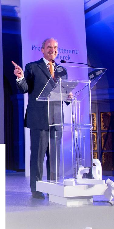 Premio Letterario Merck, all'edizione 2014 si scherza anche sui mondiali