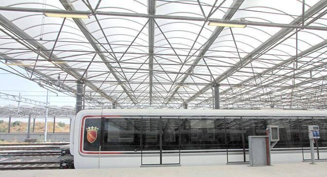 Metro C, l'11 ottobre apre la prima tratta. Ma la strada è ancora in salita