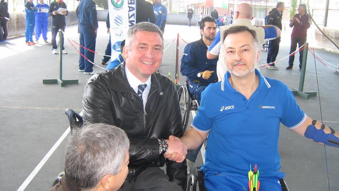 Roberto Punzo, ferito in Libano: quando la riabilitazione ti rende co-autore della vita donata
