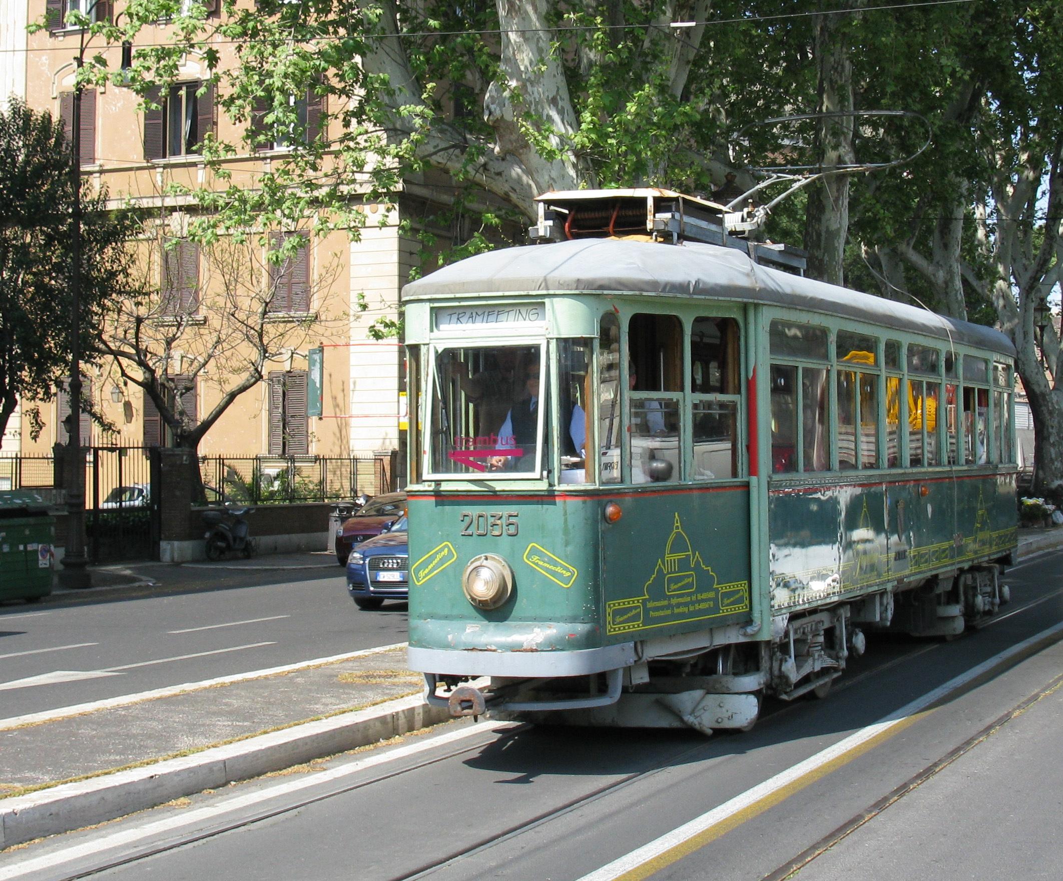 I SOGNI DI MARINO/ Per i Fori imperiali pensa a un tram hi-tech e trasparente