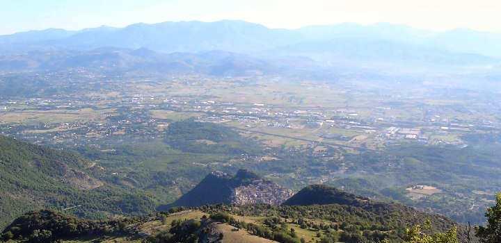 Valle del Sacco, inquinamento fuori controllo. Violate due direttive comunitarie