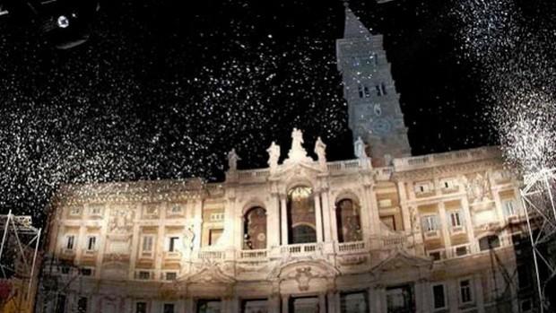 A Santa Maria Maggiore la rievocazione del Miracolo della Madonna della Neve