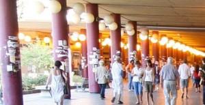 l'ingresso della Metro ad Anagnina (foto d'archivio)