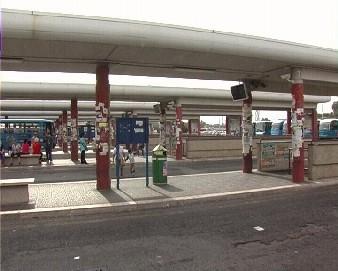 Anagnina, maxi rissa alla stazione metro: interviene l'esercito