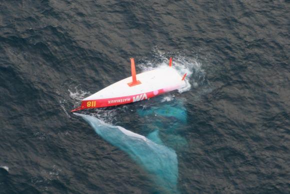 Santa Marinella, continuano le ricerche dei due velisti scomparsi ieri in mare